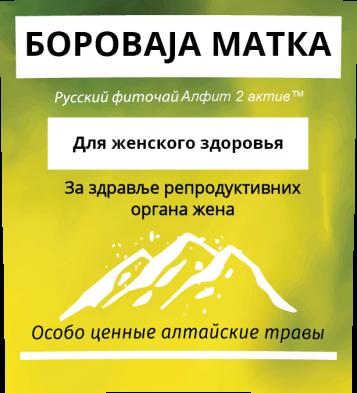 Borovaja
